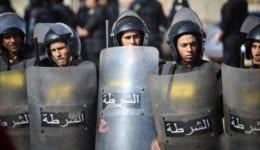 Egypt police (AFP)