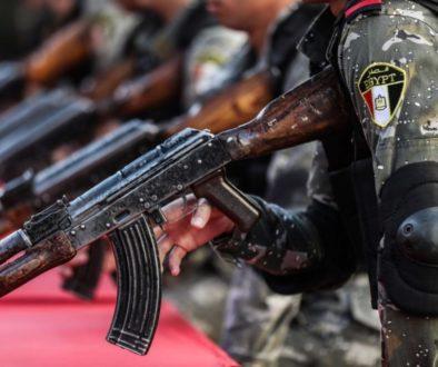 egypt police 2019 afp