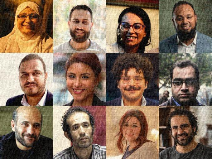 مدافعون عن حقوق الانسان
